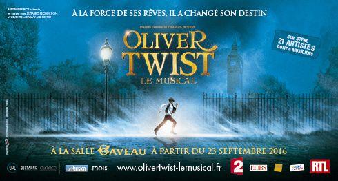 Oliver Twist : On en avait rêvé... Ils l'ont fait!