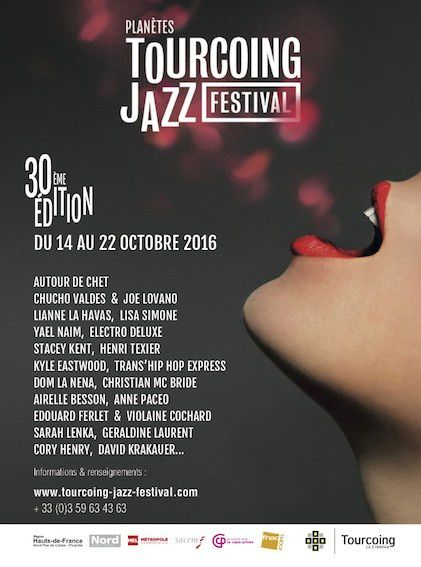 Le Tourcoing Jazz Festival : 30 ans de passion Jazz