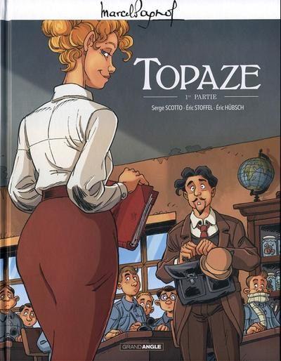 Comédies de Moeurs  /  Topaze  Vs.  Le Cheik Blanc