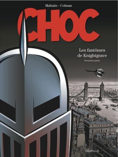 Second électro-Choc  /  Les Fantomes de Knightgrave 2  Vs.  La Maison du Docteur Edwardes