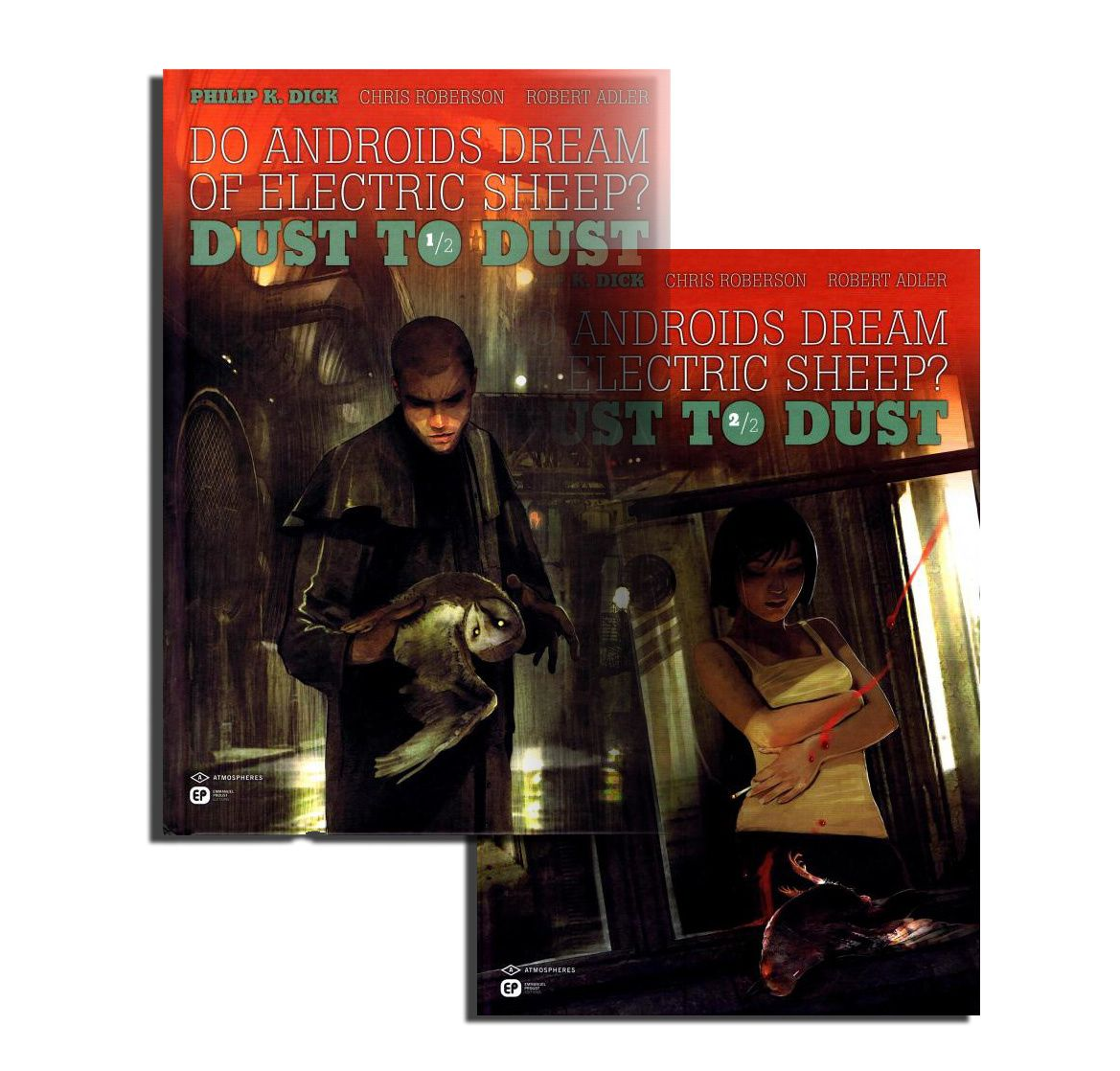 Blade Runner Blues / Dust To Dust Vs. Le Village des Damnés