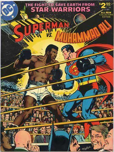 Choc de titans  /  Superman Vs.  Muhammad Ali  Vs.  Ali