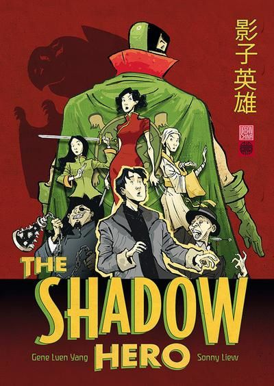 Le Retour des Héros  /  The Shadow Hero  Vs.  Teenage Mutant Ninja Turtles