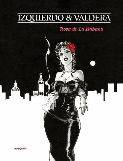 Rose Rouge...comme le sang  /  Rosa de la Habana  Vs.  Touch Of Evil