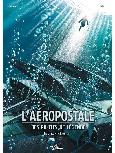 Dessines moi un...avion  /  L'Aeropostale. St Exupery  Vs.  The High and the Mighty