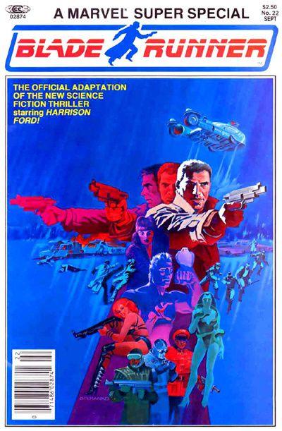 (Toujours plus) de Science, (une bonne dose de) Fiction  /  Blade Runner : A Marvel Super Special Vs. E2-E4
