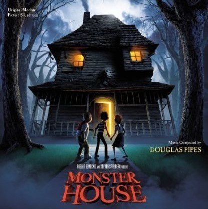 Marraine Halloween  /  Scary Godmother  Vs.  Monster House