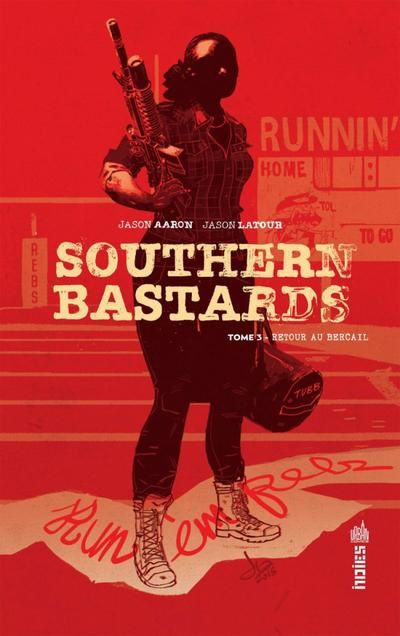 Les Come Back  /  Southern Bastards 3  Vs.  Return to Sky