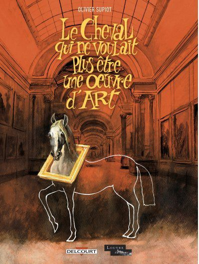 L'Enfance de l'Art   /  Le Cheval Qui Ne Voulait Plus Etre Une Oeuvre d'Art  Vs.  The Bronze Horseman