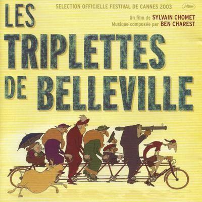 Cette BD c'était la tienne  /  Jacques Prévert n'est pas un poète  Vs.  Les Triplettes de Belleville