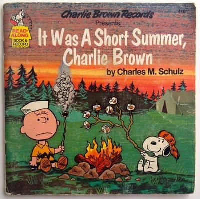 Tiercé gagnant!  /  Cul de Sac 2  Vs.  It Was A Short Summer - Charlie Brown