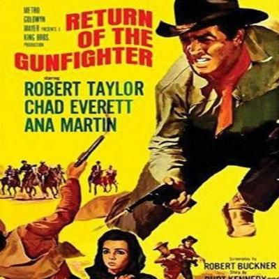 Peaux ...Noires  /  Les Gueules Rouges  Vs.  Return of the Gunfighters