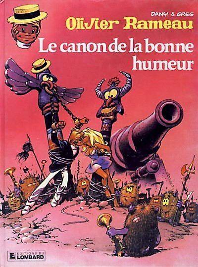 Séquence Nostalgie: Olivier Rameau.