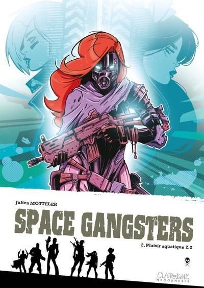Girls just want to have fun (in Space)  /  Space Gangsters 2  Vs.  Metalstorm