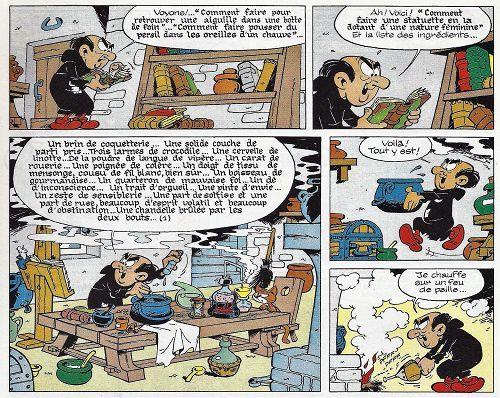 Séquence Nostalgie : Les schtroumpfs (partie 1)