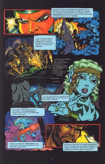 La Quête sans fin  /  Elfquest 2  Vs.  The Valley of Gwangi