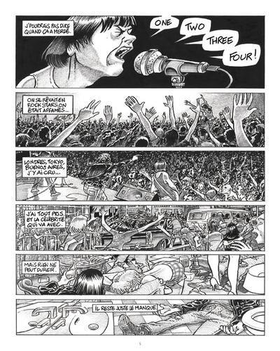 Fab is a punk rocker (ou pas!)  /  1234 Ramones  Vs.  Ramones