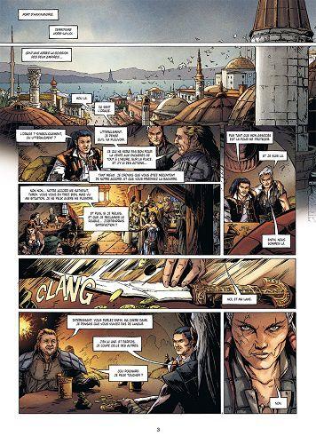 La vengeance des bâtards  /  La geste des chevaliers dragons 24  Vs.  Kalidor