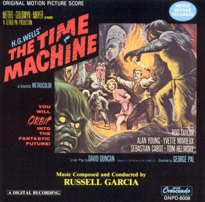 Time's Up!  /  Chronosquad tome 4  Vs.  The Time Machine