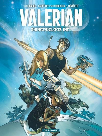 Vers le Futur...et on verra !  /  Valerian Vu par...  Vs.  Back to the future 2