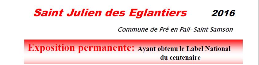St Julien des Eglantiers