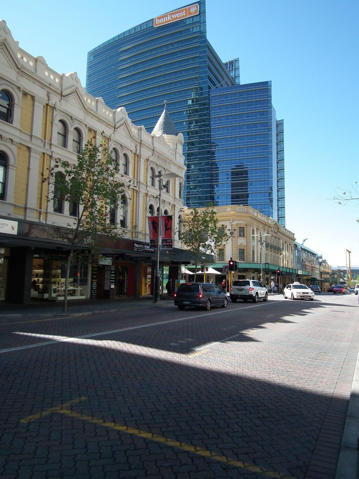Perth la belle