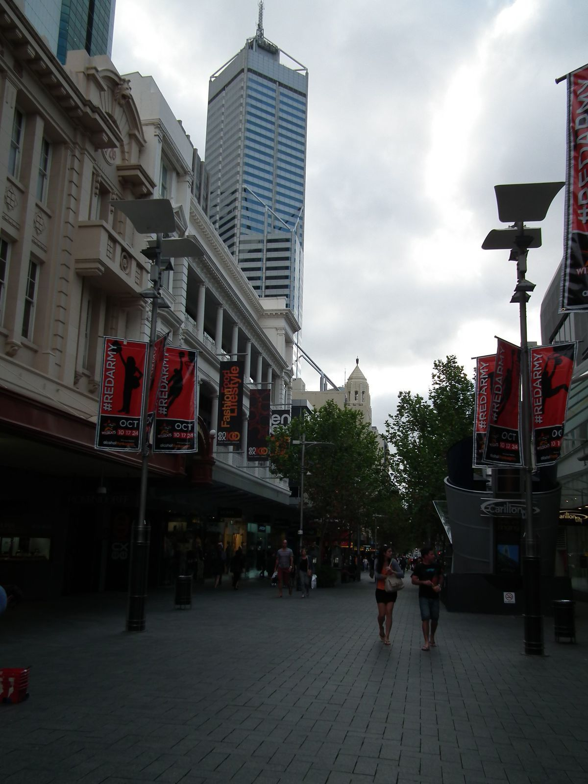 Perth and Fremantle