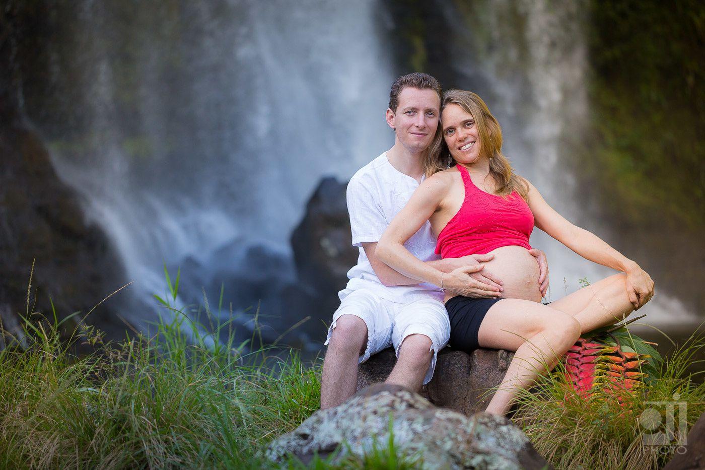 photos de grossesse, à 3 cette fois!