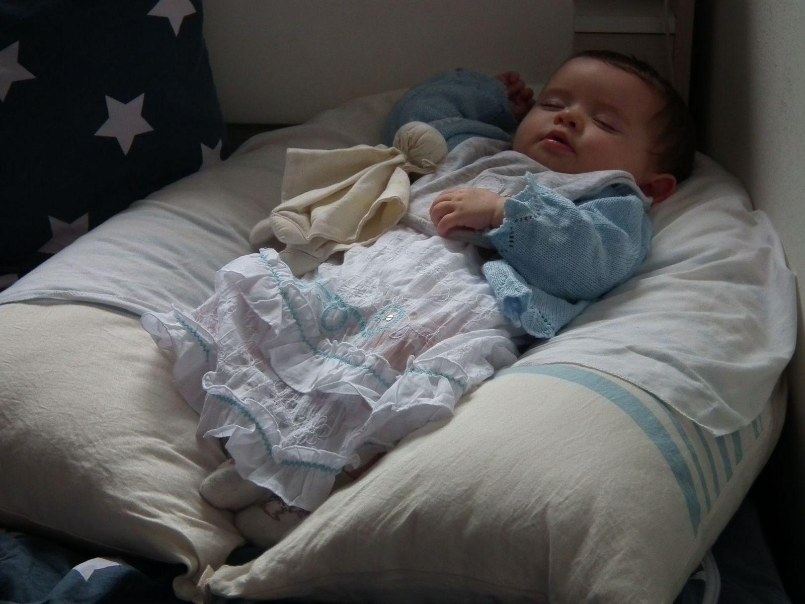 Quand Madonie fait sa première nuit (11-26 octobre : 6 mois)