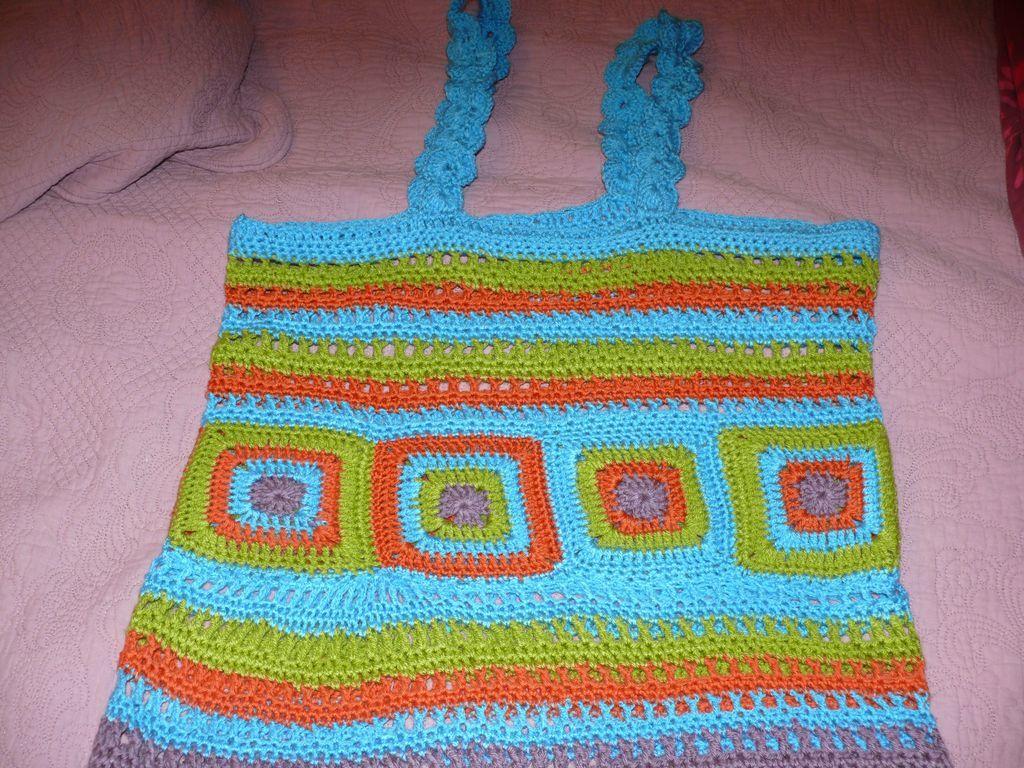 Robe tunique granny