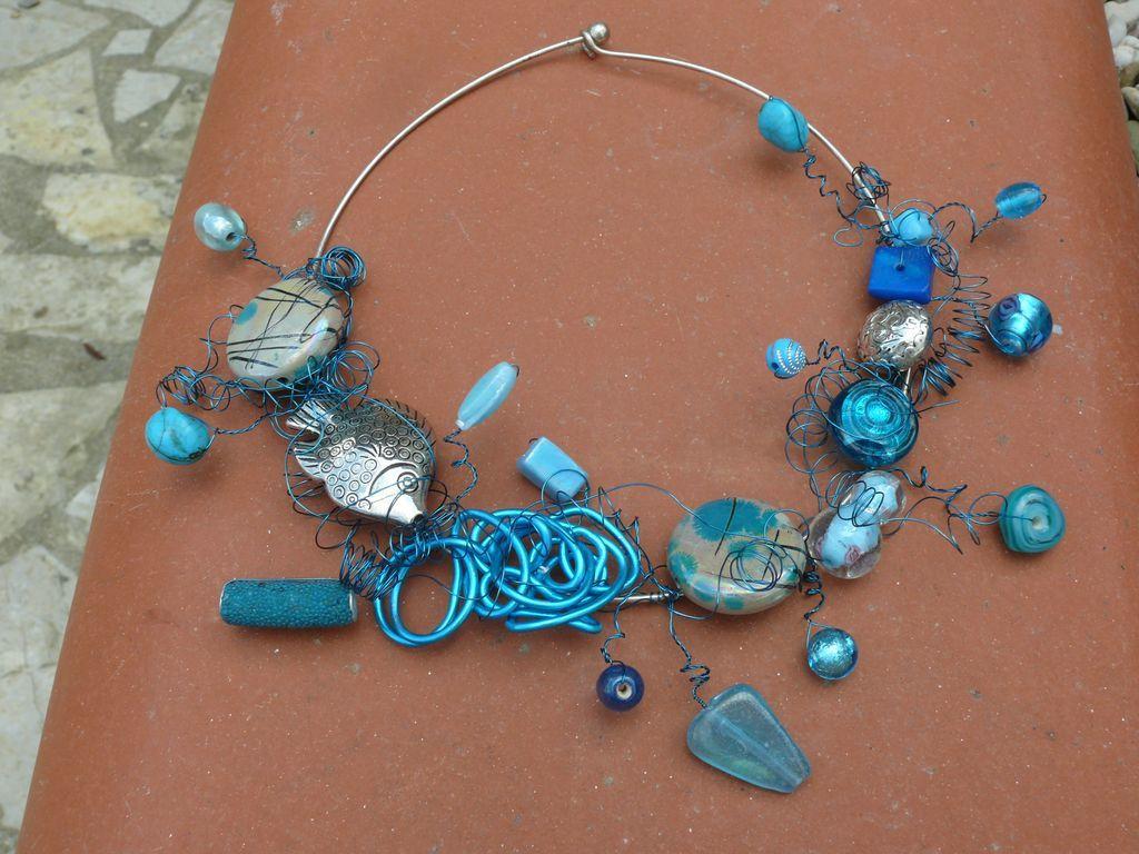 série de bijoux