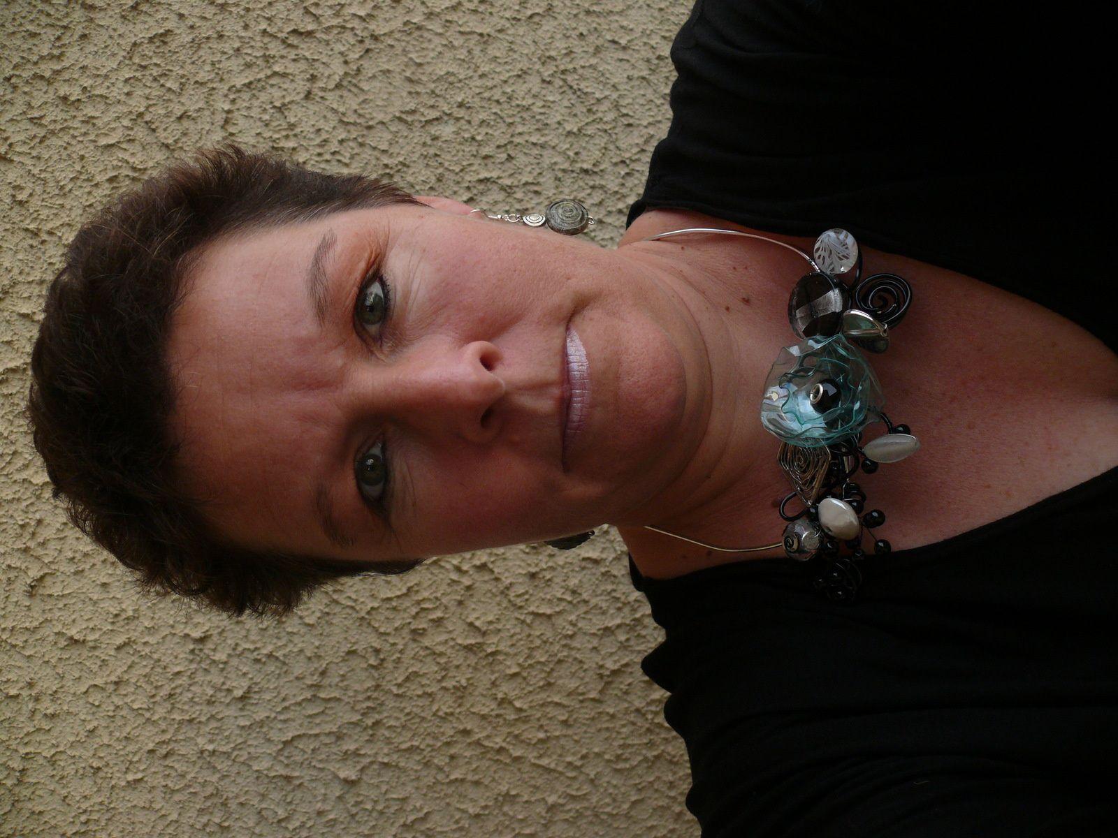 Bijoux pour le salon des artisans créateurs de St-Sulpice
