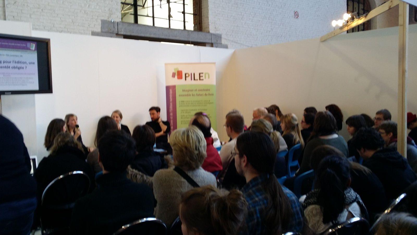 FLB 2015 : Foire du livre de Bruxelles : compte-rendu.