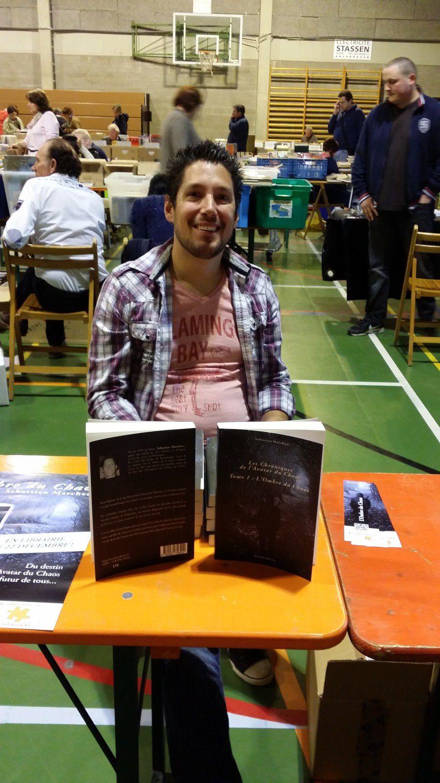 Foire du livre d'Aubel 2015 : compte-rendu.