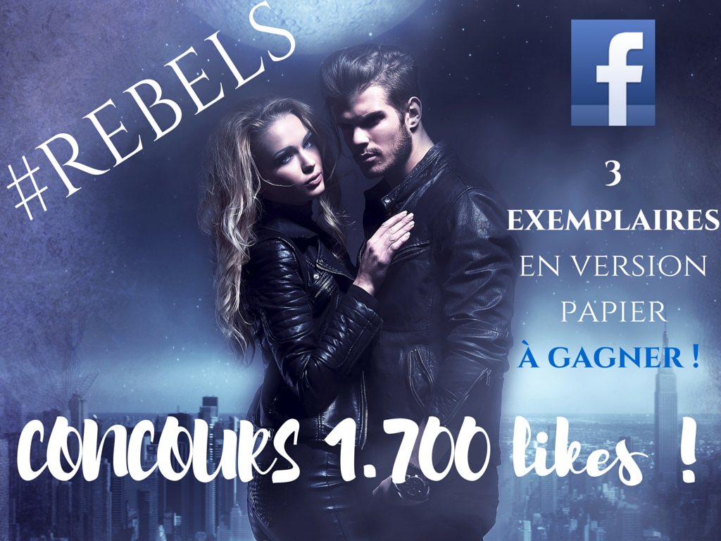 Grand CONCOURS 1.700 likes Facebook !