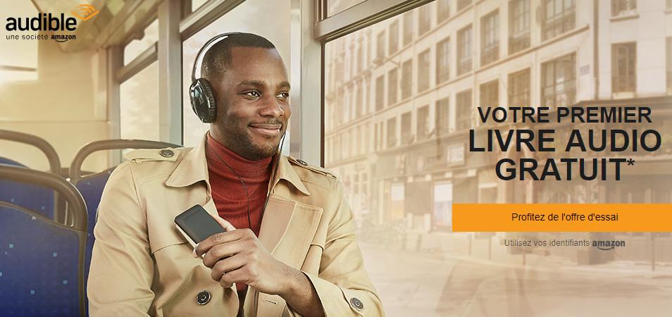 Decouvrez Le Livre Audio Via La Plateforme Audible Blog D