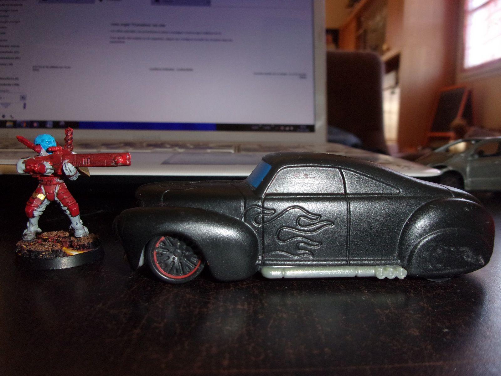 modèle ?, échelle ?, Hotwheels par McDo'