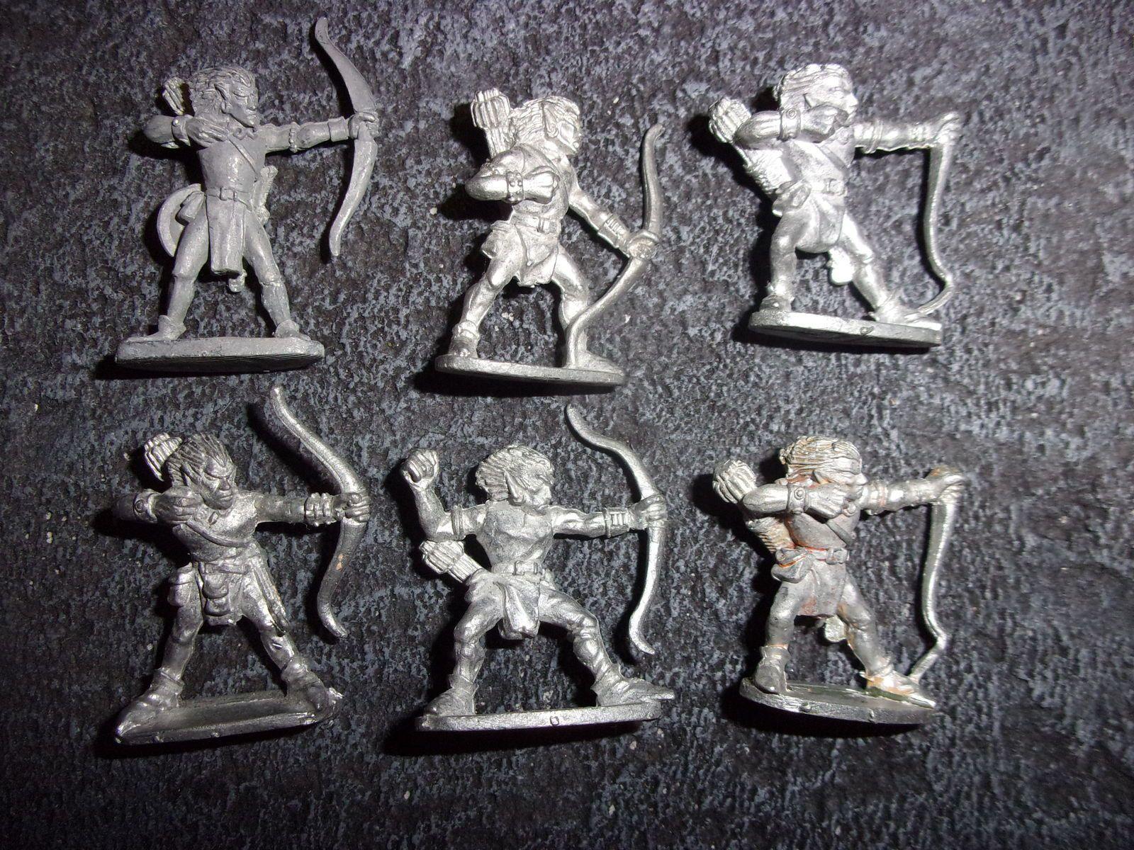 Des figurines Grenadier pour de l'escarmouche!