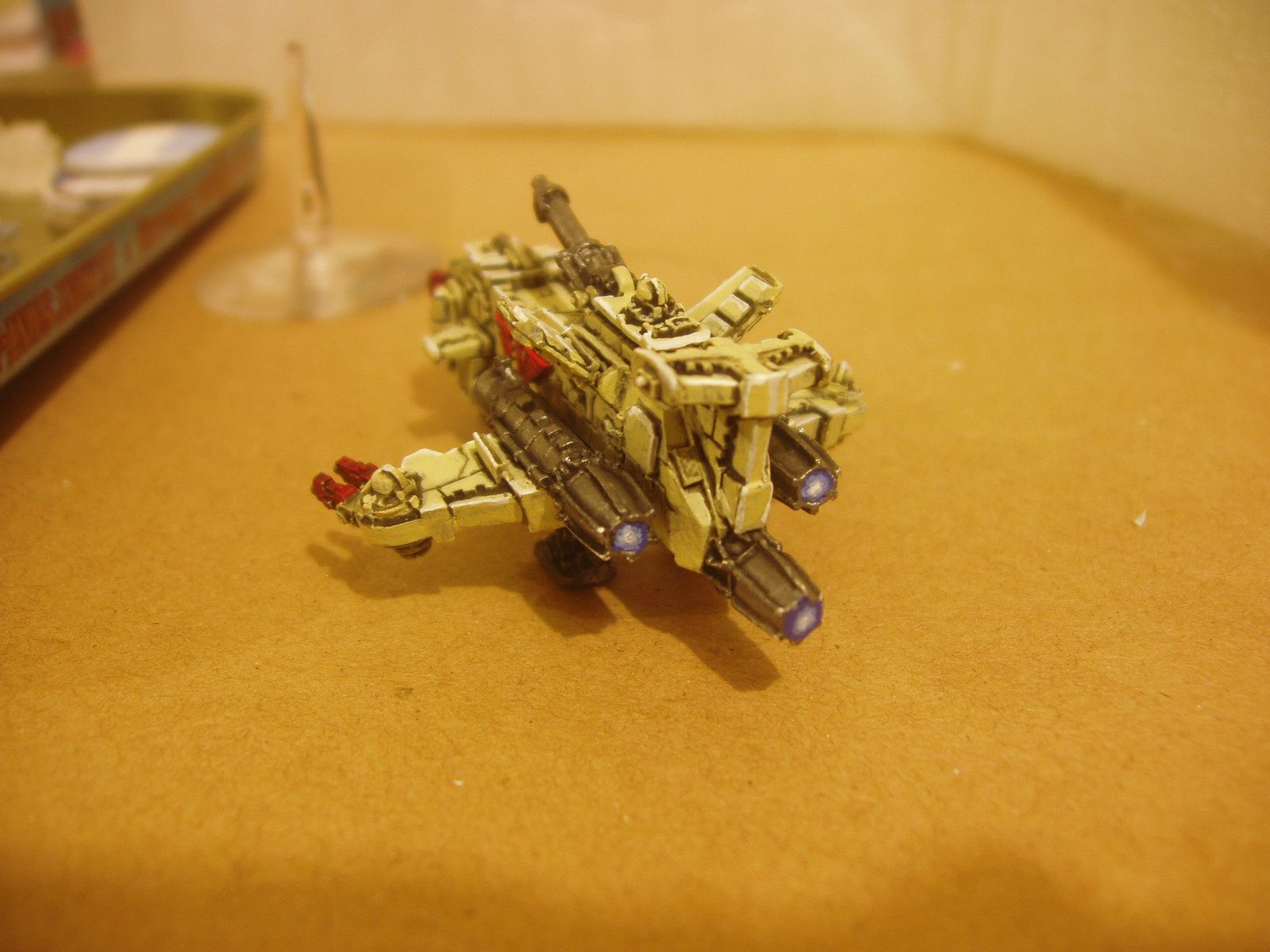 Thunderhawk 6mm pour ma Deathwing