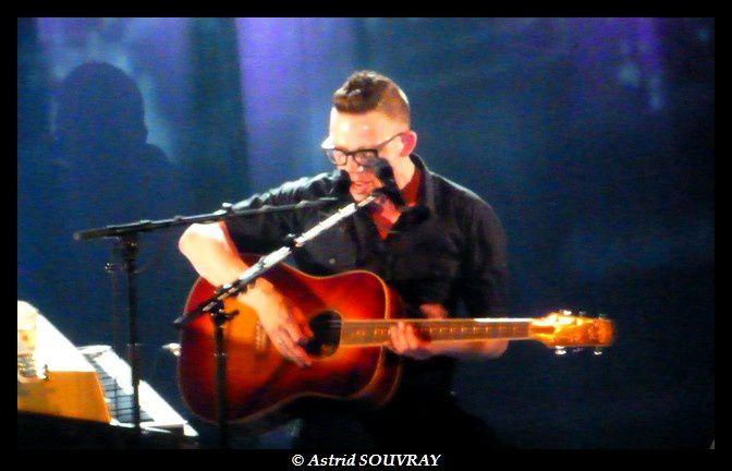 Bernhoft au Bataclan, live report
