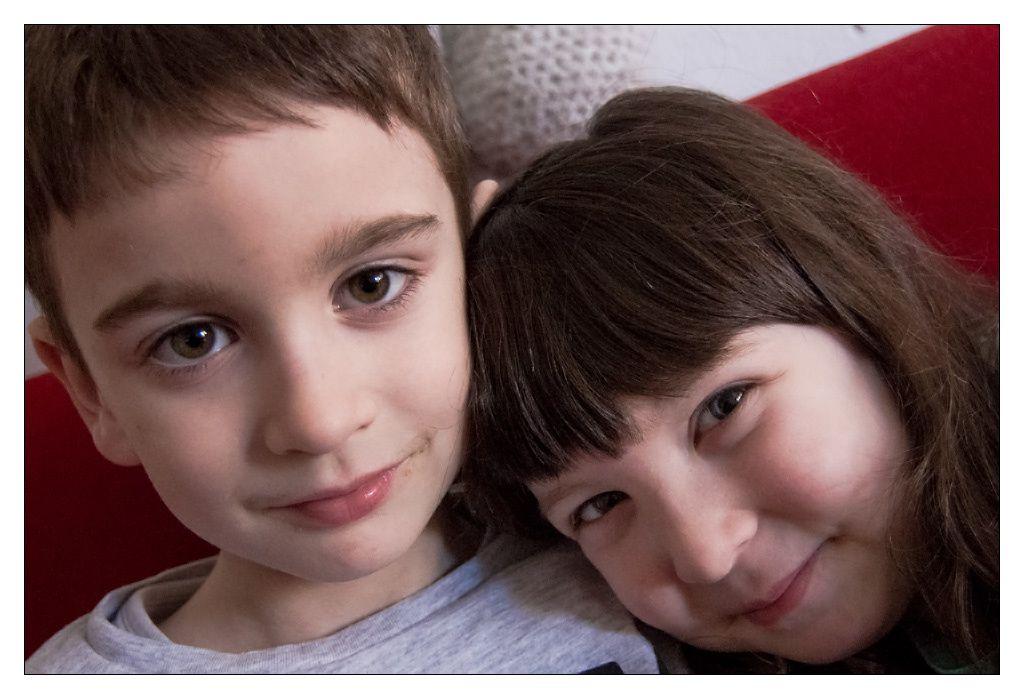 [En Bref] Portraits des enfants.