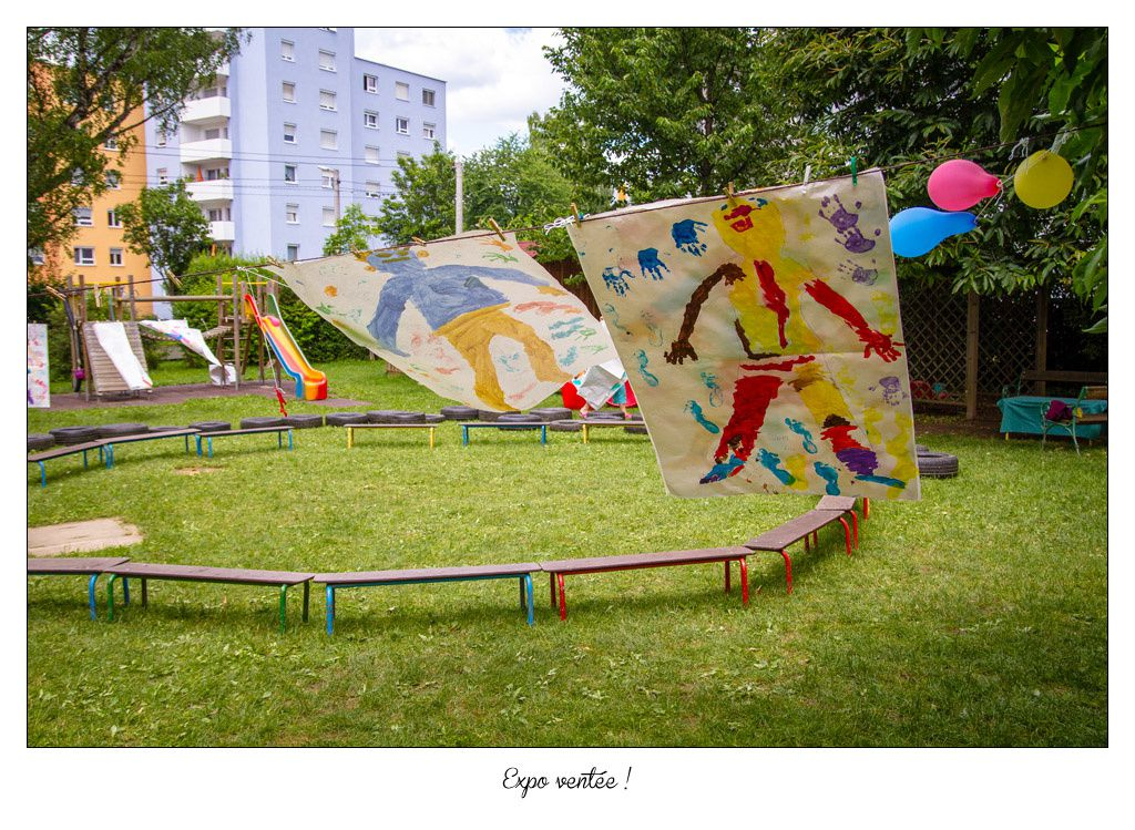 [Photos] Sommerfest 2015 - kindergarten -