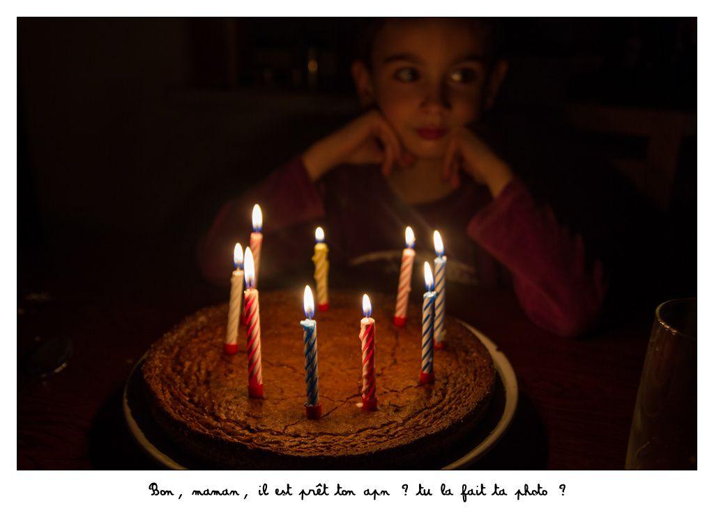 [Photos] 9... le gâteau officiel.