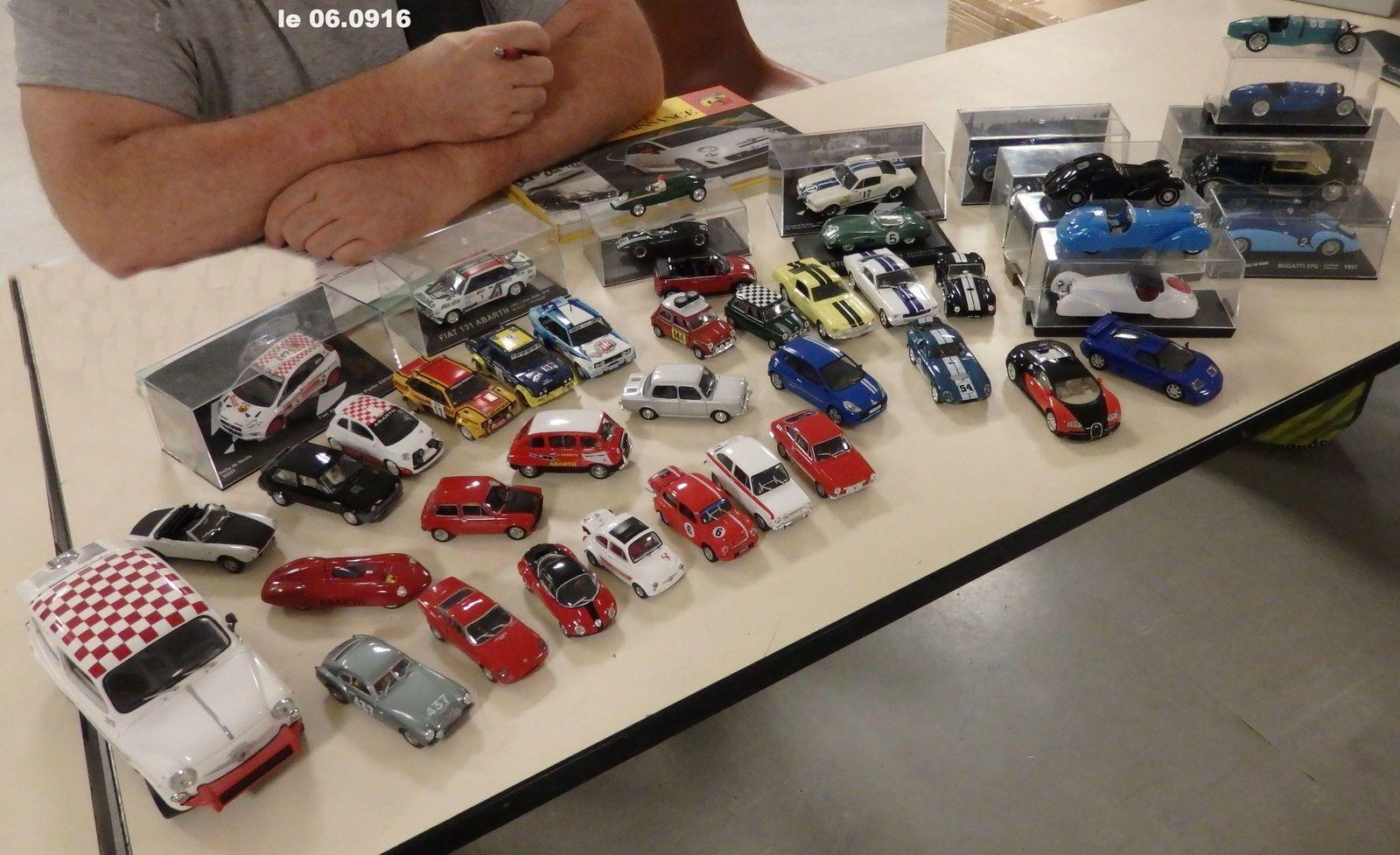 .les Bugatti, les préparateurs (par ex : Gordini, Abarth, Shelby..)
