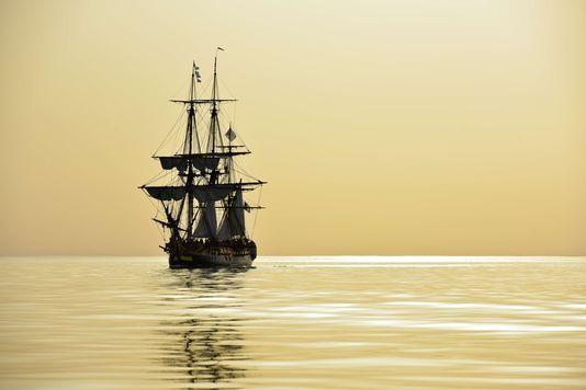 L'Hermione reprend la mer vers le nouveau monde !