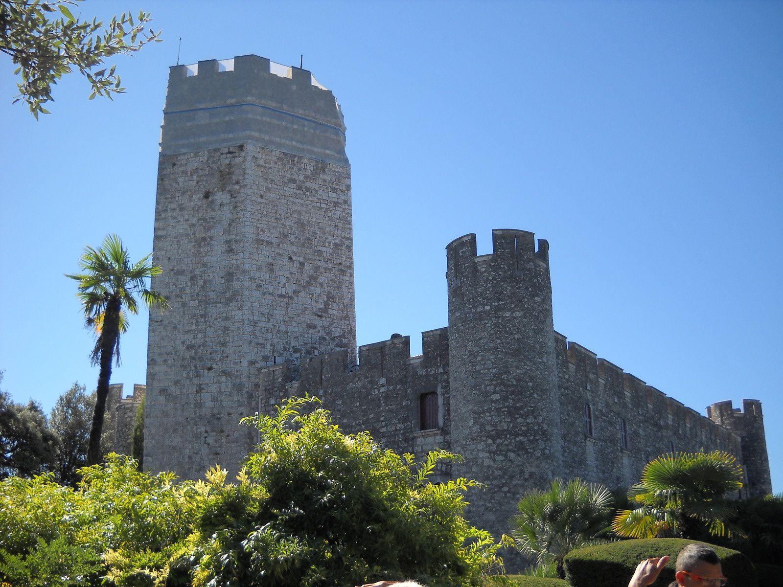 La forteresse médiévale