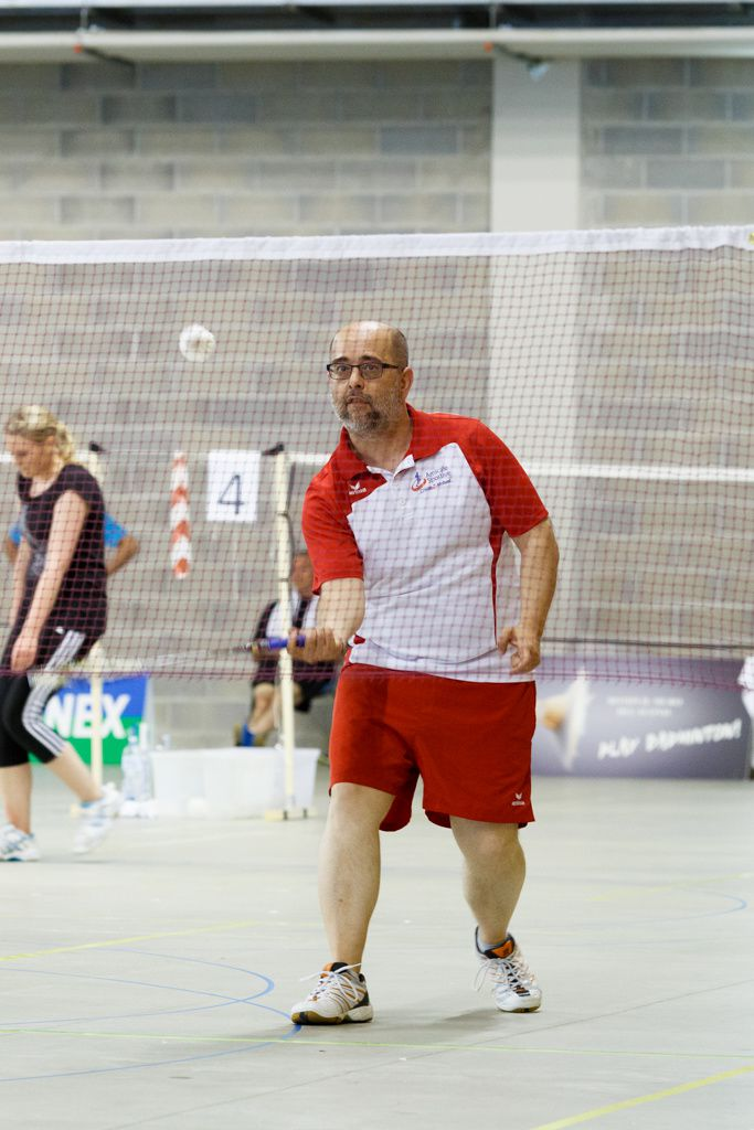 ECSG Riccione 2015 - Les Photos - Badminton 1/2