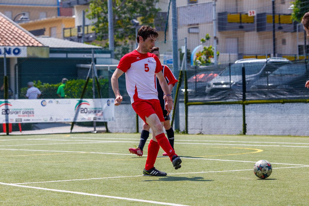 ECSG Riccione 2015 - Les photos - Foot 1/2