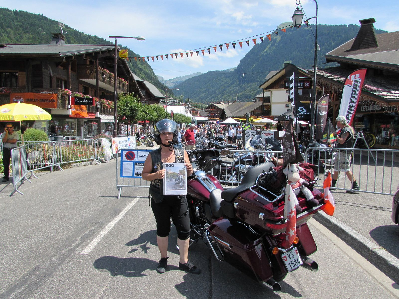 Events Morzine