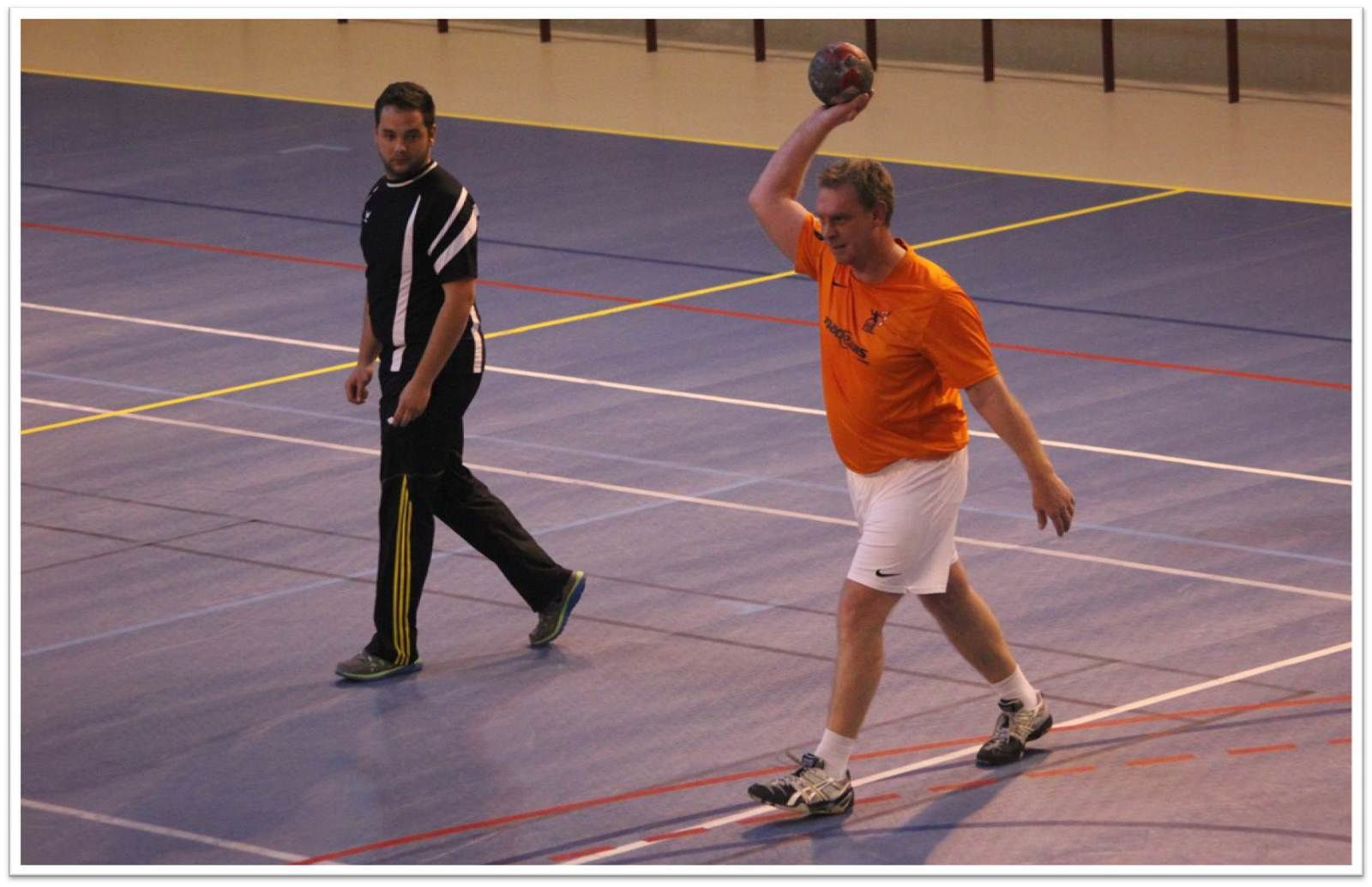 Vétérans VHB vs VILLEPINTE (Région - 05.06.2014)